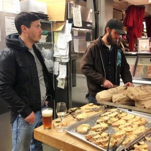 Caputos Bread Training 2