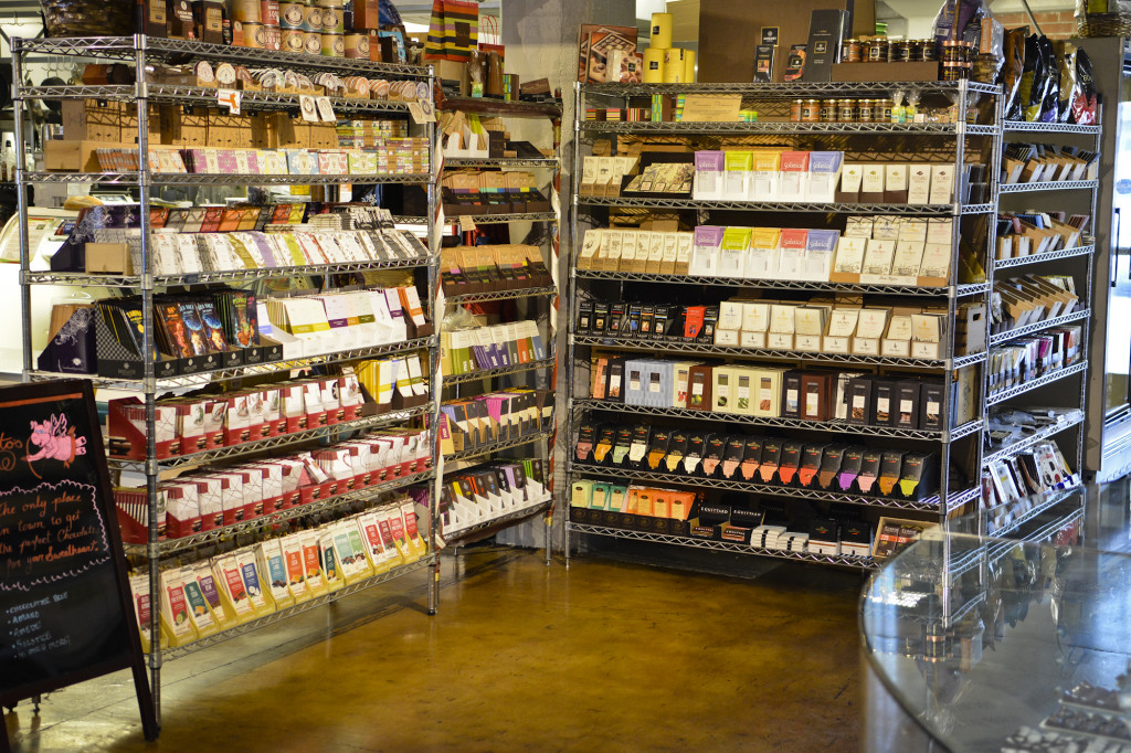Caputo's DT Chocolate Display1