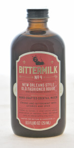 Bittermilk New Orleans Old Fashioned