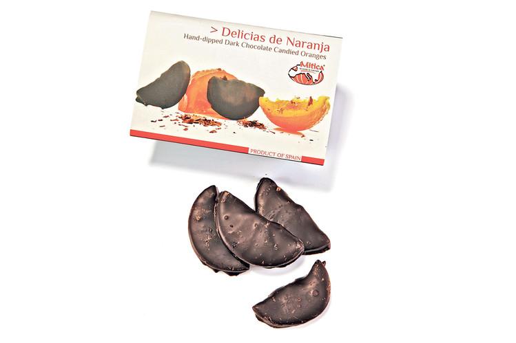 Caro (Mitica) Orange Delights Box