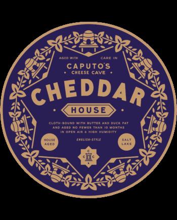 CCC Labels - Caputo's Cheddar