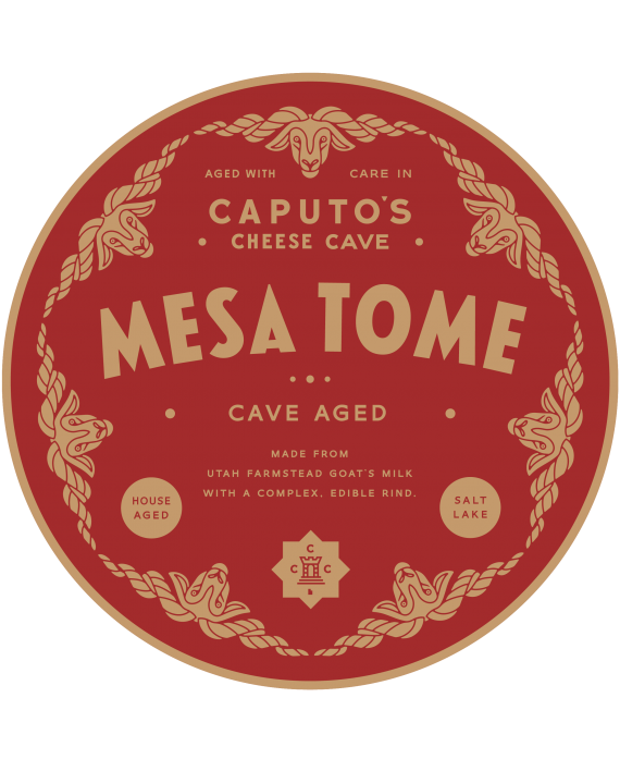 CCC Labels - Mesa Tome