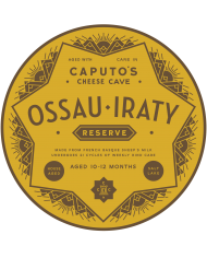 CCC Labels – Ossau-Iraty Reserve