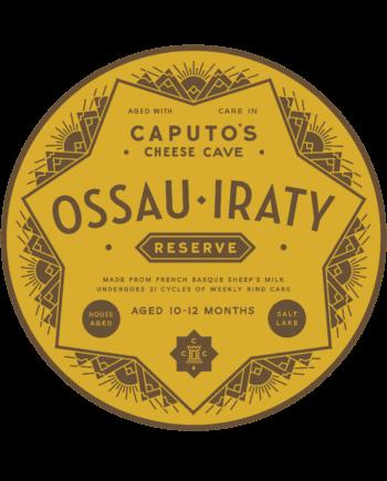 CCC Labels - Ossau-Iraty Reserve