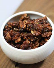 Carmelized-Walnuts