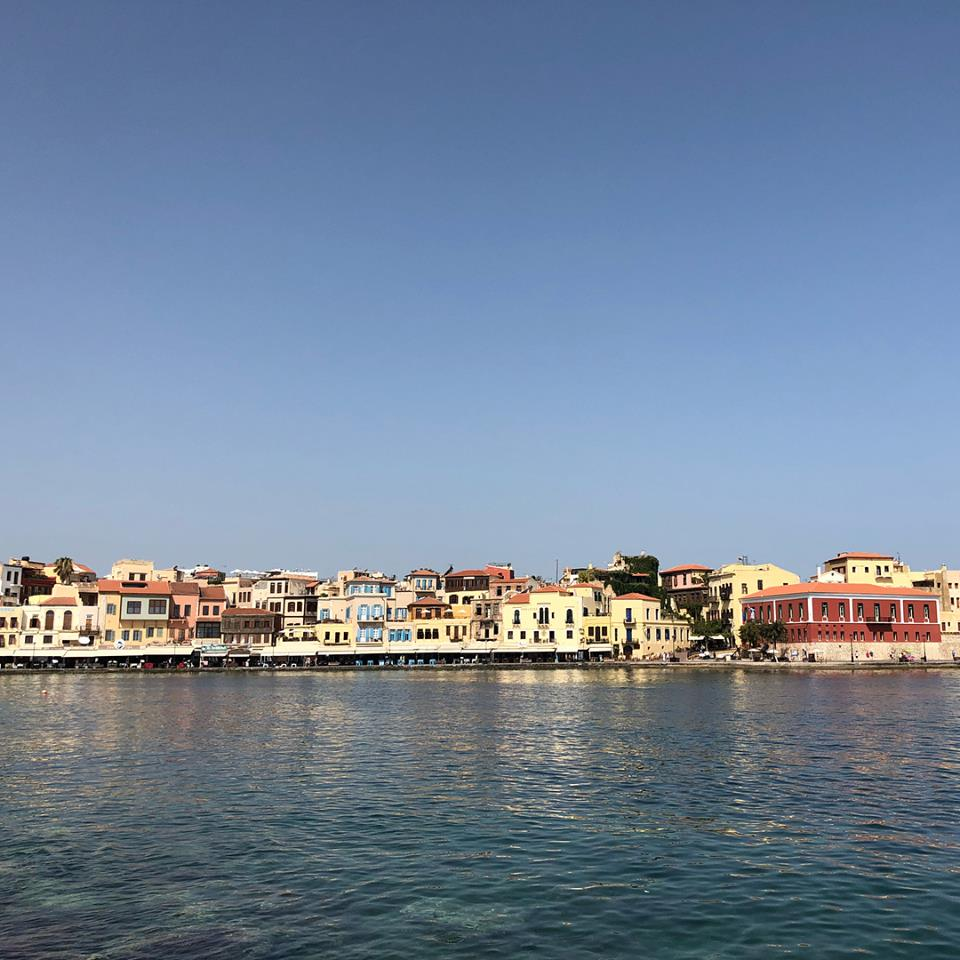 Chania Old Town Port
