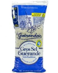 Coarse Grey Salt Guerande 1 kg
