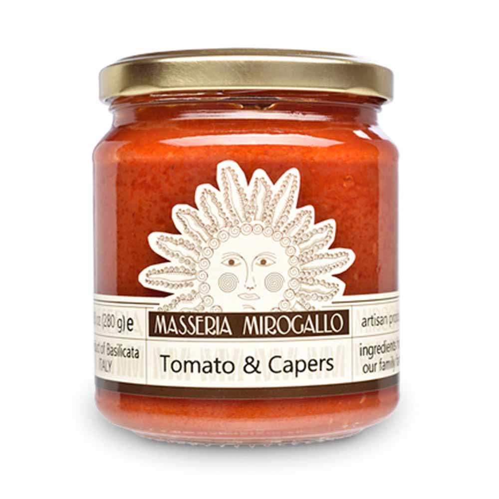 Mirogallo Tomato Sauce With Capers And Olives