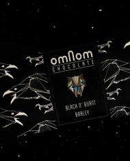 Omnom-Black-n-Burnt-Barley-Bar-on-black-background