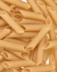 Rustichella-Brown-Rice-Penne-Close