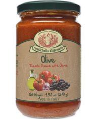 Rustichella Olive Pasta Sauce