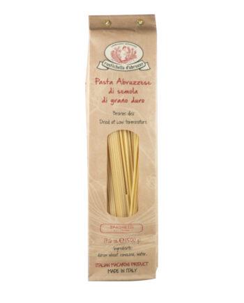 Rustichella-Spaghetti