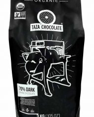 Taza-Bulk-Bake-Stable-Chocolate,-Medium-Grit-70-(Special-Order)_front