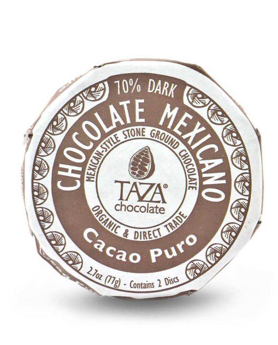 Taza-Disk-Cacao-Puro-Front