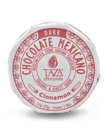 Taza-Disk-Cinnamon-Front