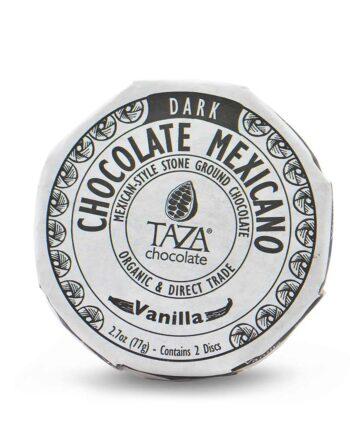 Taza-Disk-Vanilla-Front