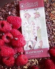 chocolate conspiracy raspberry
